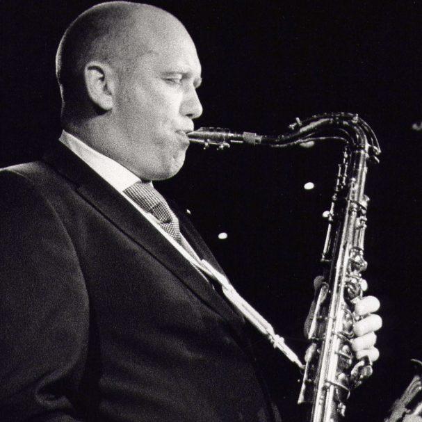 Rob Fowler Upton Jazz Festival